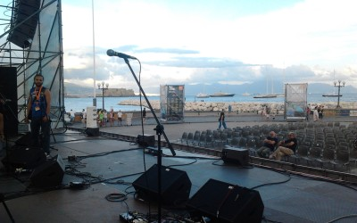Rotonda Diaz - Napoli- 2014