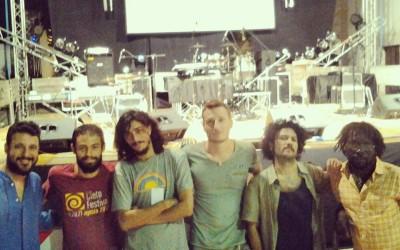 Alcamo tour 2013