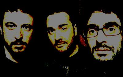 Trio 2013  con Pasquale Angelini - Stefano Napoli